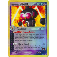 Team Magma's Claydol - 8/95 (Reverse Foil) Thumb Nail