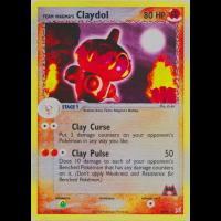 Team Magma's Claydol - 33/95 (Reverse Foil) Thumb Nail