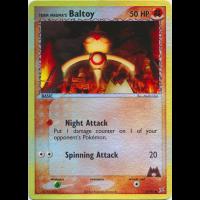 Team Magma's Baltoy - 61/95 (Reverse Foil) Thumb Nail