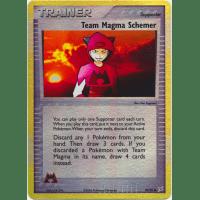 Team Magma Schemer - 70/95 (Reverse Foil) Thumb Nail