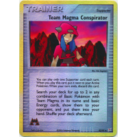 Team Magma Conspirator - 82/95 (Reverse Foil) Thumb Nail