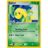 Bayleef - 35/115 (Reverse Foil) Thumb Nail