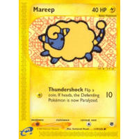 Mareep - 119/165 Thumb Nail