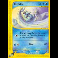 Totodile - 135/165 Thumb Nail