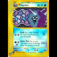 Cloyster - 42/165 (Reverse Foil) Thumb Nail