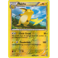 Raichu - 27/83 (Reverse Foil) Thumb Nail