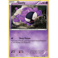 Gastly - 33/83 Thumb Nail