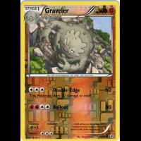 Graveler - 44/83 (Reverse Foil) Thumb Nail