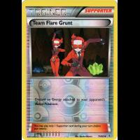 Team Flare Grunt - 73/83 (Reverse Foil) Thumb Nail