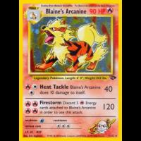 Blaine's Arcanine - 1/132 Thumb Nail