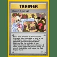 Blaine's Quiz #1 - 97/132 Thumb Nail
