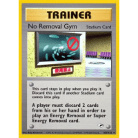 No Removal Gym - 103/132 Thumb Nail