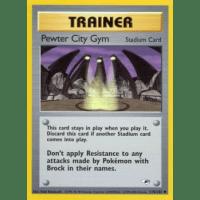 Pewter City Gym - 115/132 Thumb Nail
