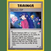 Sabrina's ESP - 117/132 Thumb Nail