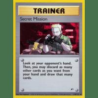 Secret Mission - 118/132 Thumb Nail