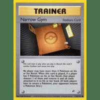 Narrow Gym - 124/132 Thumb Nail