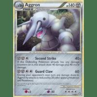 Aggron - 1/102 Thumb Nail