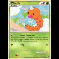 Weedle - 69/95 Thumb Nail