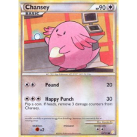 Chansey - 58/123 Thumb Nail