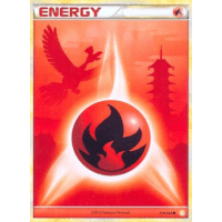 Fire Energy - 116/123 Thumb Nail
