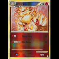 Arcanine - 1/123 (Reverse Foil) Thumb Nail
