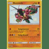 Buzzwole (Shiny) - SV24/SV94 Thumb Nail