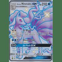 Alolan Ninetales-GX (Shiny) - SV53/SV94 Thumb Nail