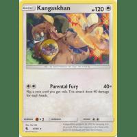 Kangaskhan - 47/68 Thumb Nail