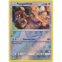 Kangaskhan - 47/68 (Reverse Foil) Thumb Nail