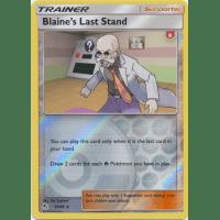 Blaine's Last Stand - 52/68 (Reverse Foil) Thumb Nail