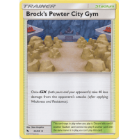 Brock's Pewter City Gym - 54/68 Thumb Nail