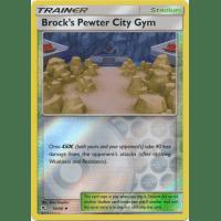 Brock's Pewter City Gym - 54/68 (Reverse Foil) Thumb Nail