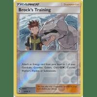 Brock's Training - 55/68 (Reverse Foil) Thumb Nail