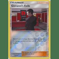 Giovanni's Exile - 57/68 (Reverse Foil) Thumb Nail