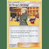 Lt. Surge's Strategy - 60/68 Thumb Nail