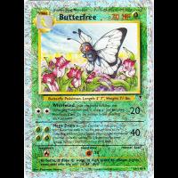 Butterfree - 21/110 (Reverse Foil) Thumb Nail
