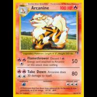 Arcanine - 36/110 Thumb Nail