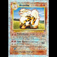 Arcanine - 36/110 (Reverse Foil) Thumb Nail