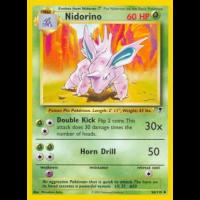 Nidorino - 56/110 Thumb Nail