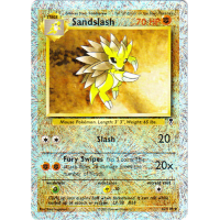 Sandslash - 62/110 (Reverse Foil) Thumb Nail
