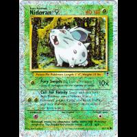 Nidoran - 82/110 (Reverse Foil) Thumb Nail