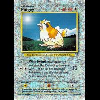Pidgey - 85/110 (Reverse Foil) Thumb Nail