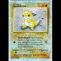 Sandshrew - 91/110 (Reverse Foil) Thumb Nail