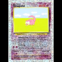 Slowpoke - 93/110 (Reverse Foil) Thumb Nail
