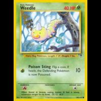 Weedle - 99/110 Thumb Nail