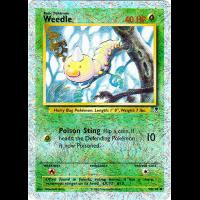 Weedle - 99/110 (Reverse Foil) Thumb Nail