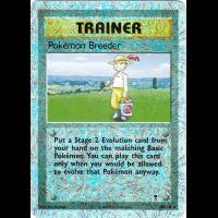 Pokemon Breeder - 102/110 (Reverse Foil) Thumb Nail