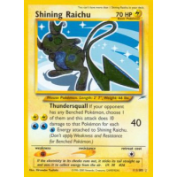 Shining Raichu - 111/105 Thumb Nail