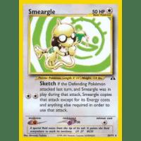 Smeargle - 30/75 Thumb Nail