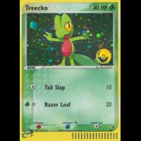 Treecko - 007 Thumb Nail